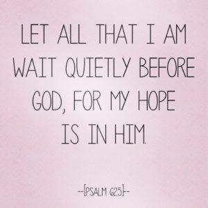 Psalm 62:5