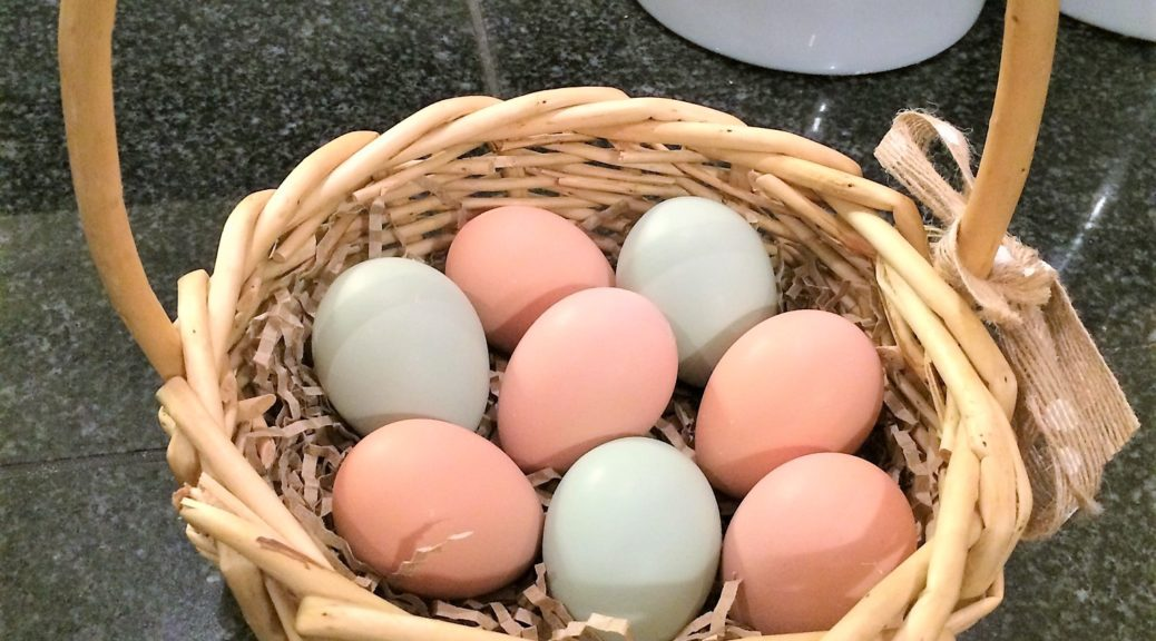 Putting all my eggs in one basket