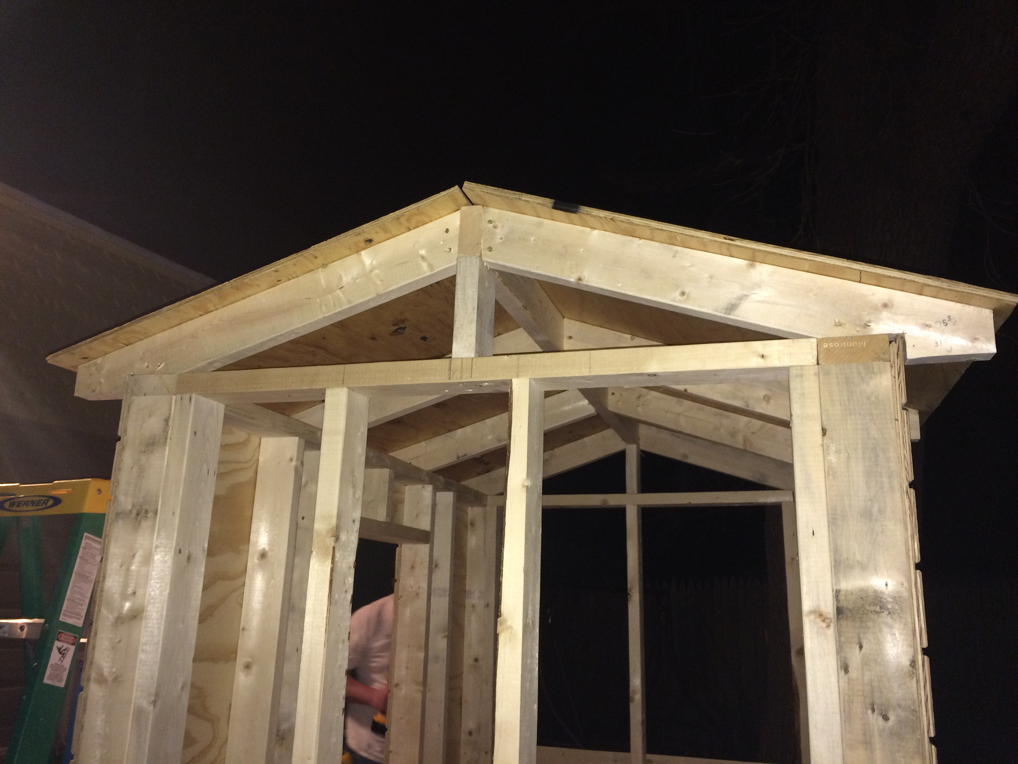 How To Build A Chicken Coop Part 2 The Way Homestead