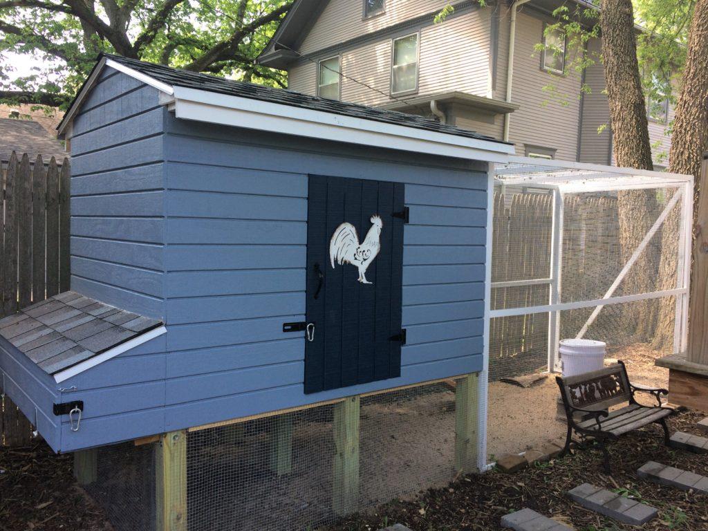 The Way Homestead Chicken Coop